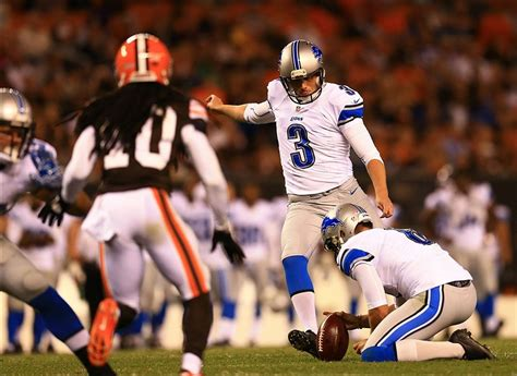 Detroit Lions Tried to Keep Kickalicious on Practice Squad