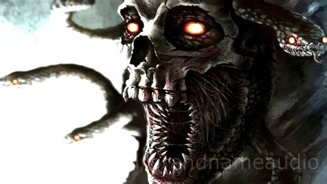 Scary Monster Sounds - YouTube