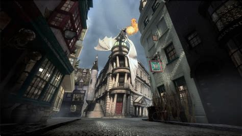 There's Something Brewing - Diagon Alley - YouTube