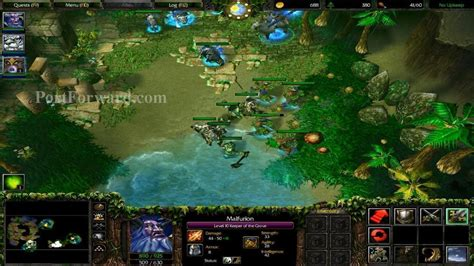 Warcraft 3: The Frozen Throne - Two important spell the