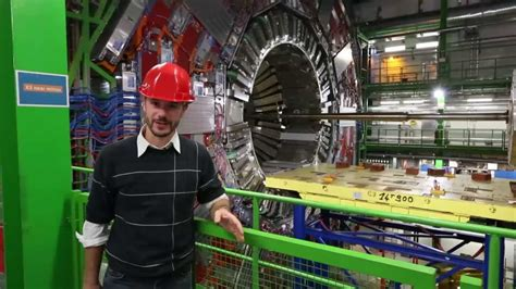 Inside the Large Hadron Collider at CERN - YouTube