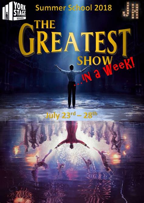 The Greatest Show… in a Week! | York Mumbler