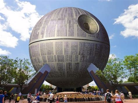 Epcot's Spaceship Earth will become a giant Death Star | Blogs