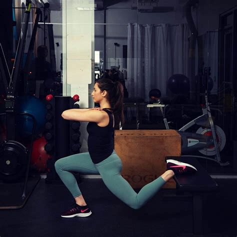 Know the Exercise: The Bulgarian Split Squat   PACT GO