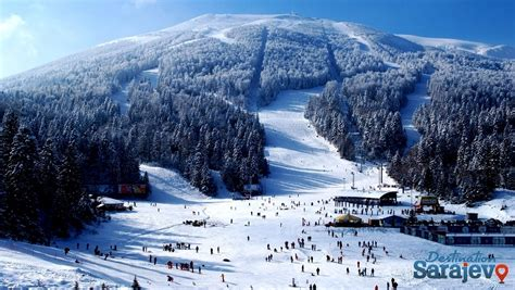 Winter Guide to the Olympic Mountains - Destination Sarajevo