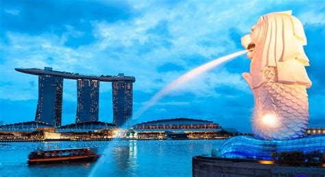 The Most Famous Landmarks Of Singapore