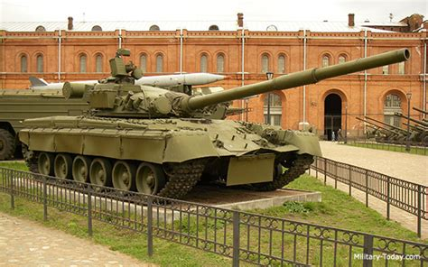 T-80 Main Battle Tank   Military-Today