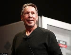 Oracle CEO Larry Ellison's pay slashed to ONLY $78
