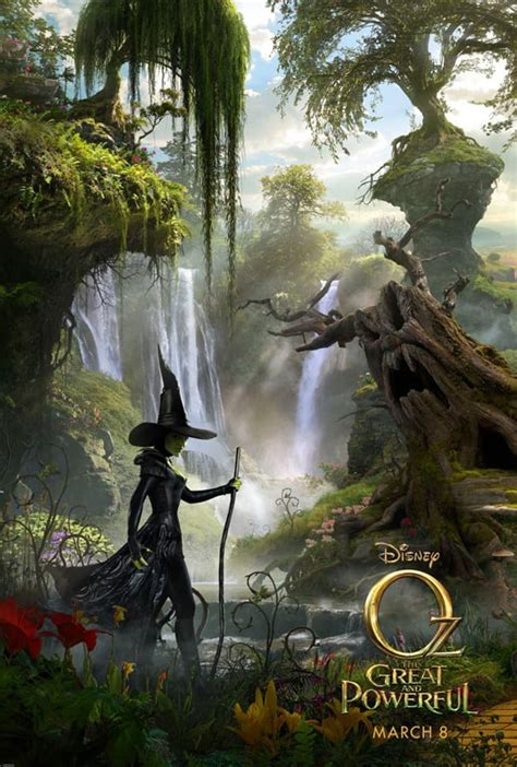 Oz: The Great and Powerful Teaser Art Premieres - Movie