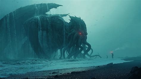 Cthulhu [1920×1080] : wallpapers