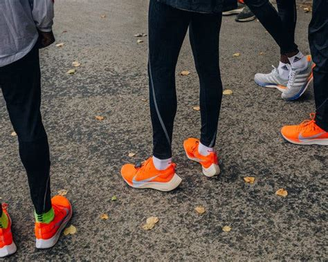 Nike Vaporfly 4% Shoe May Make Some Run Faster - The New