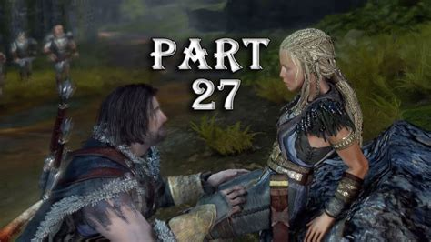 Middle Earth Shadow of Mordor Gameplay Walkthrough Part 27