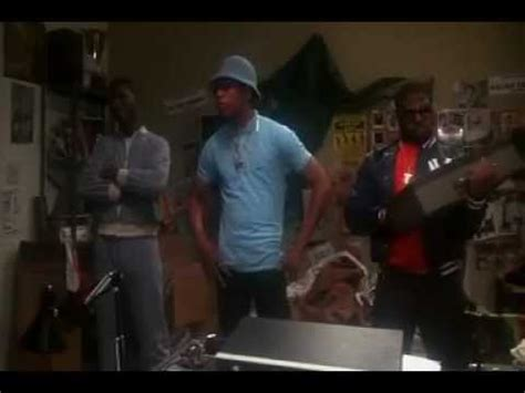 SHORTCUT - LL COOL J - first movie appearance KRUSH GROOVE