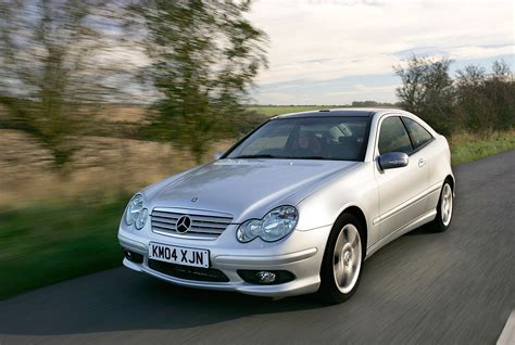 Used Mercedes-Benz C-Class Sports Coupe (2001 - 2008