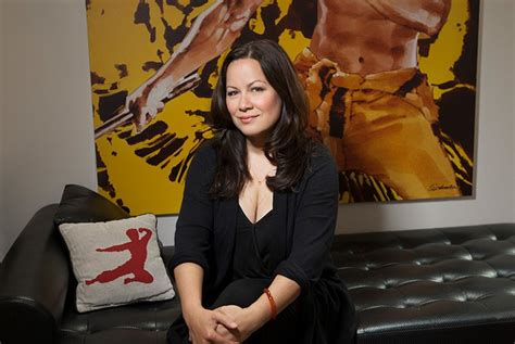 How Bruce Lee's Daughter Is Sharing His Philosophies With