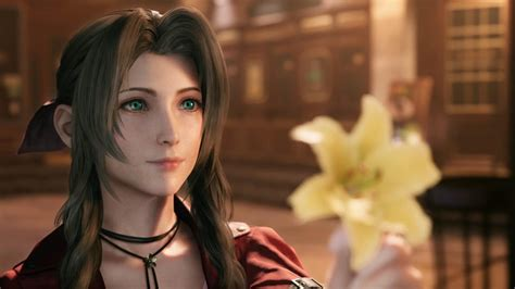 Final Fantasy 7 Remake / FF7R - Aerith Character Guide