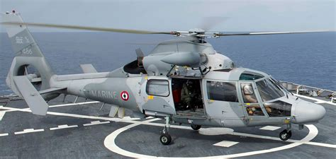 AS565 Panther Helicopter French Navy Marine Nationale