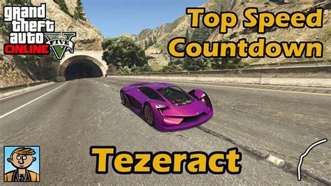 Fastest Supercars (Tezeract) - GTA 5 Best Fully Upgraded