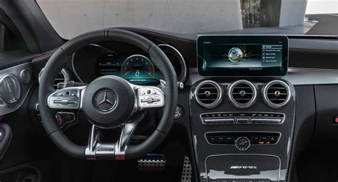 This Is Why The 2019 C-Class Misses Out On The MBUX