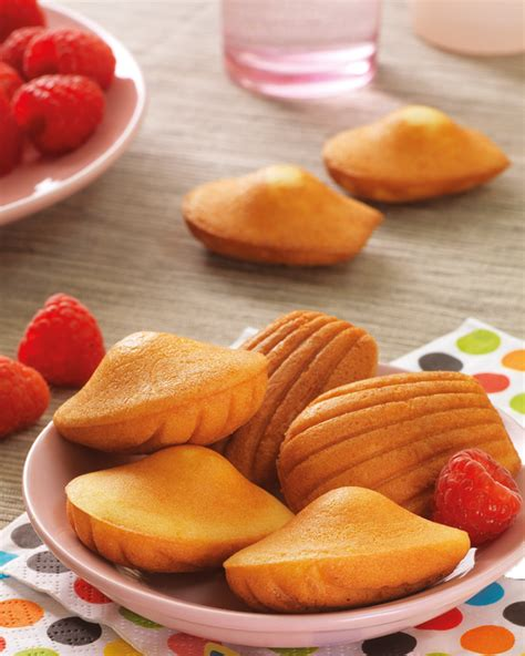 Tefal Snack Collection - Mini Madeleines