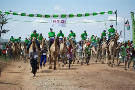 """Kenyan Facts 🇰🇪 on Twitter: """"The Maralal Camel Derby is"""