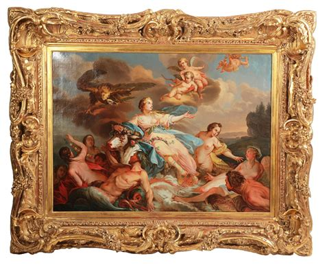 """""""Europa"""" (The Abduction of Europa) After Jean Baptiste"""