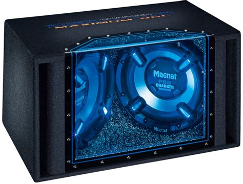 Magnat Extreme Charger 230 Auto Subwoofer: Tests
