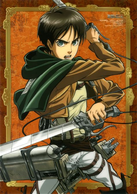Attack on Titan, Official Art | page 2 - Zerochan Anime