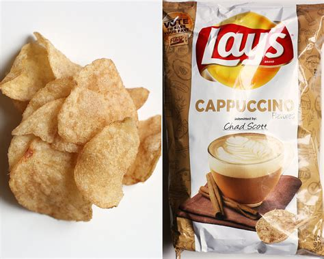 Cappuccino | Lay's Crowdsources Its Newest Chip Winner