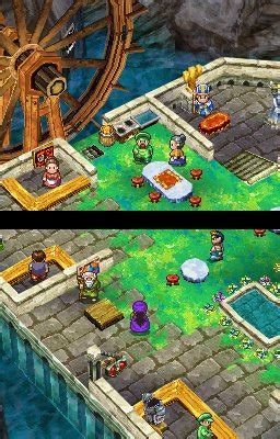 Dragon Quest V: Hand of the Heavenly Bride (DS) Game