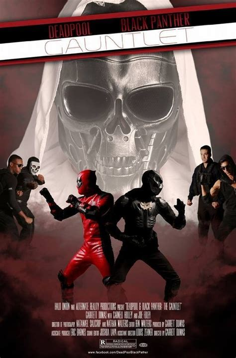 Watch DeadPool Black Panther the Gauntlet 2016 full movie