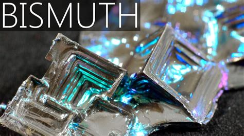 How To Make Bismuth Crystals At Home | Geology Page