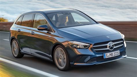 2019 Mercedes-Benz B-Class - Wallpapers and HD Images