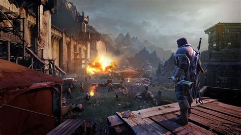 Video / Trailer: Middle-earth: Shadow of Mordor Gameplay