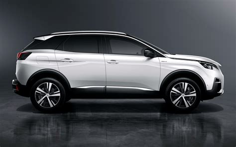 2016 Peugeot 3008 GT Line - Wallpapers and HD Images | Car