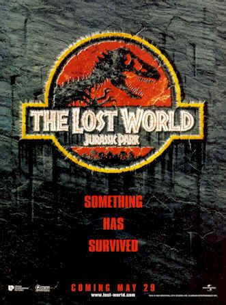 Movie posters from The Lost World: Jurassic Park - Steven