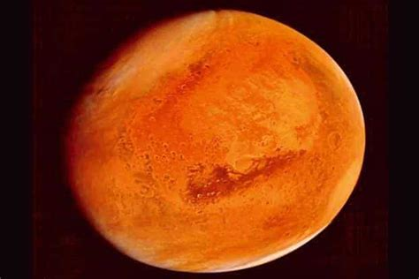 Taking the red planet