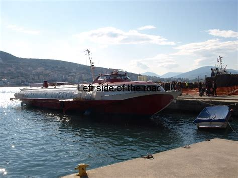 The ferry from Corfu to Saranda - what you need to