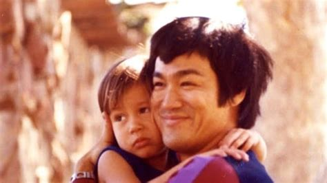 Bruce Lee's daughter on learning to 'flow' around hardship