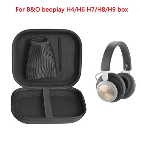 Portable Headphone Case for B&O BeoPlay H4 H6 H7 H8 H9