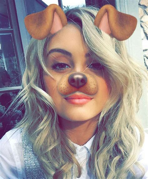 Snapchat dog filter, people cute dog outing emotions