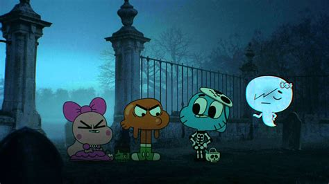 The Amazing World of Gumball - Preview - Halloween / The