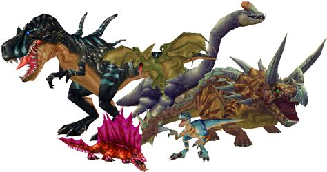 Dinosaur - Wowpedia - Your wiki guide to the World of Warcraft
