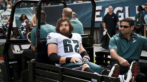 Kelce Has Complete Tear of MCL, Partial Tear of ACL