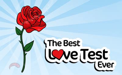 The Best Love Test Ever - Tjejspel - Spelo