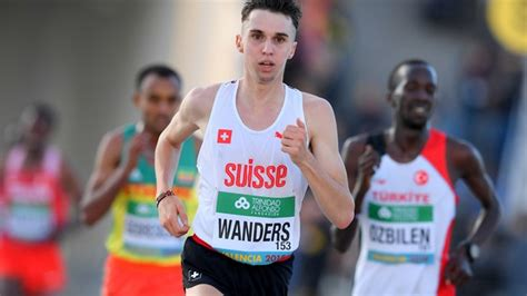 European Athletics - Wanders excels with eighth-place
