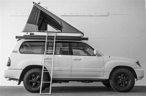 James Baroud Discovery Extreme Rooftop Tent - Adventure Ready