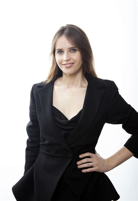 Felicity Jones strives to do justice to Ginsburg in film