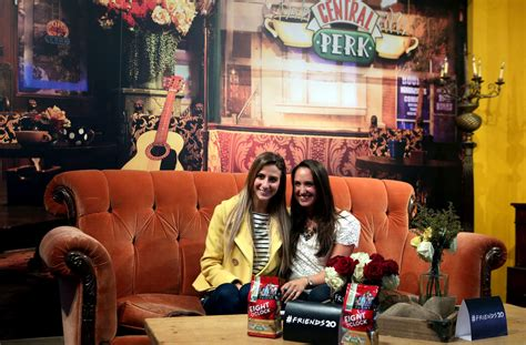 Lining Up for Central Perk, a Pop-Up Tribute to 'Friends